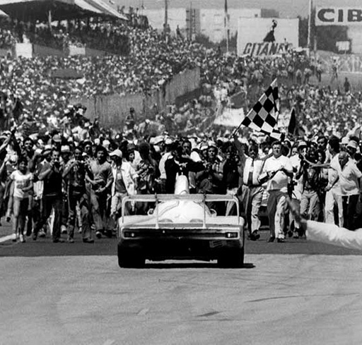 15-time participant and 6-time winner of the 24 Hours of Le Mans race.