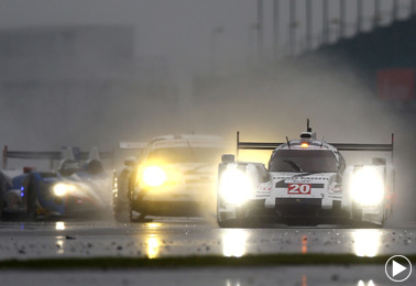 Superfast Porsche 919
