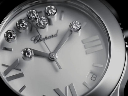 happy diamonds history,chopard,diamonds