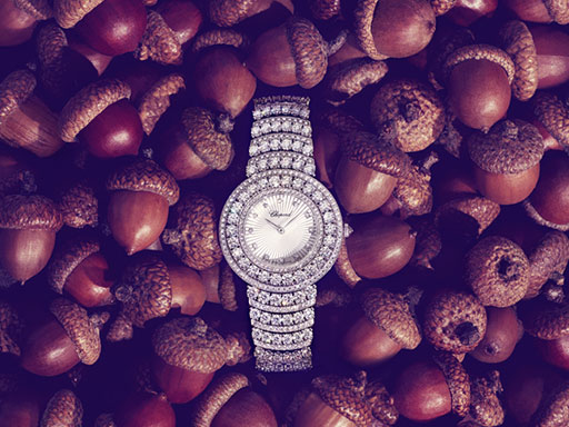 chopard Heure du Diamant watch,chopard diamonds watch