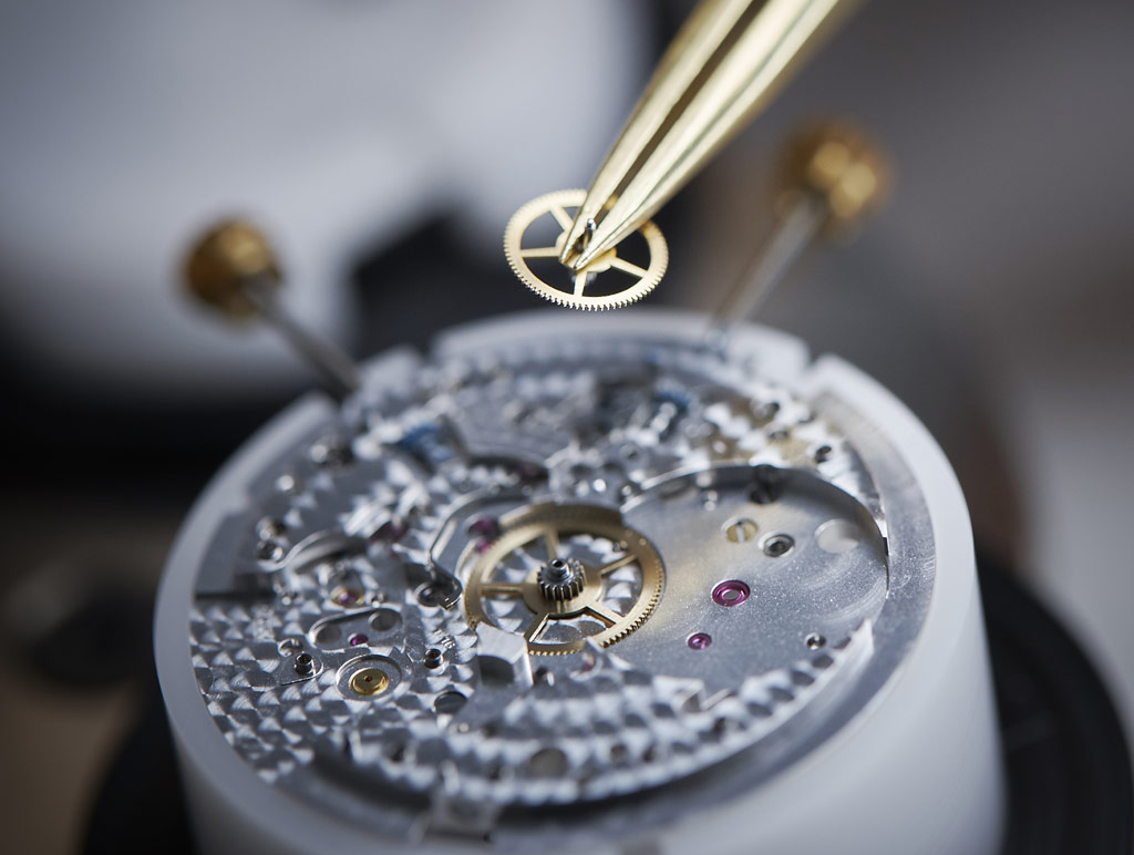 Chopard manufacture,watchmaking