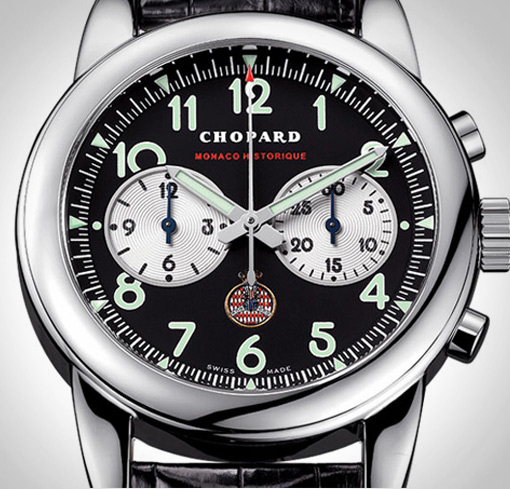 2004 edition, the official timepiece of the Grand Prix de Monaco Historique.
