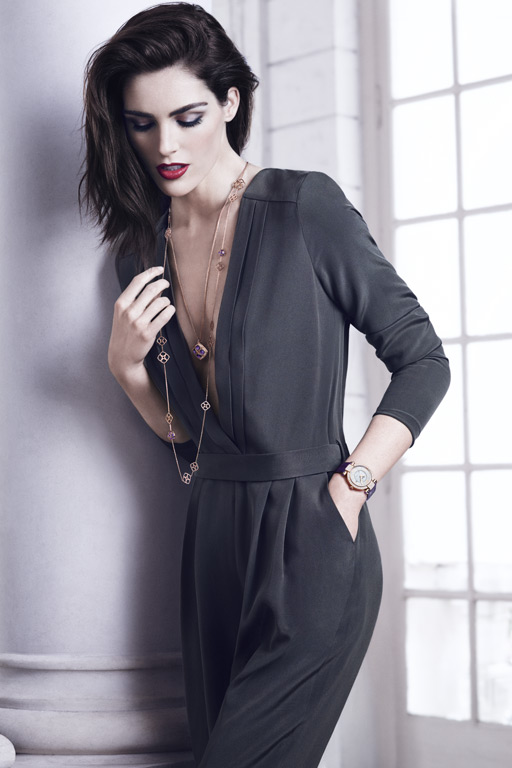 IMPERIALE jewels,hilary rhoda,chopard hilary rhoda