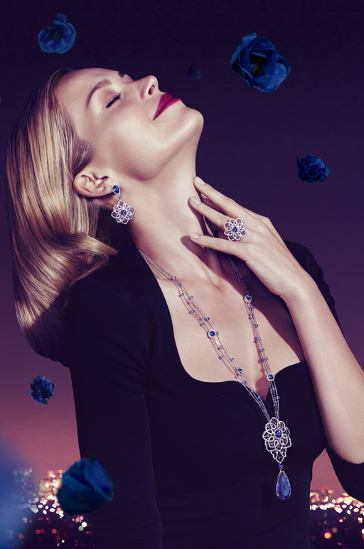 chopard high jewellery,high jewellery creation,caroline scheufele