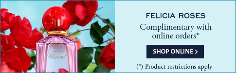 Felicia Roses, complimentary with online orders