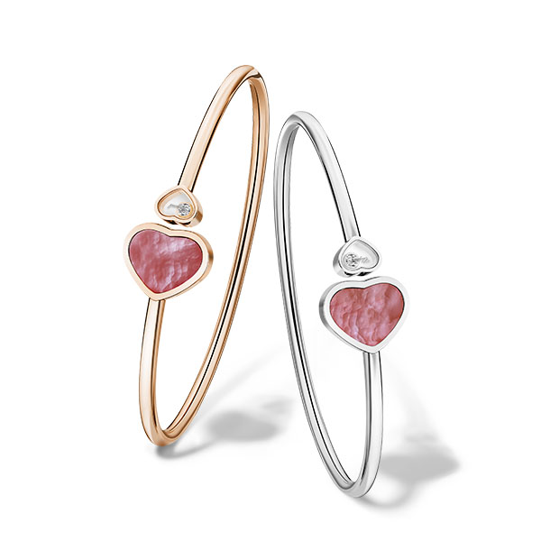 two happy hearts bangles