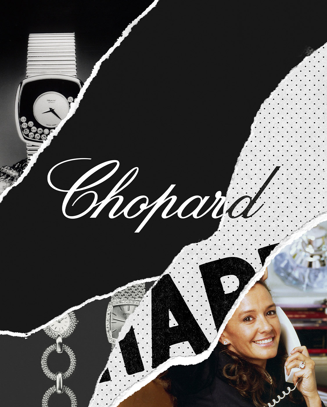 chopard graphic design