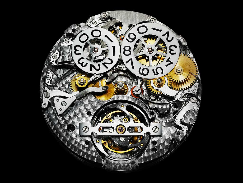 Chopard movement,manufacture