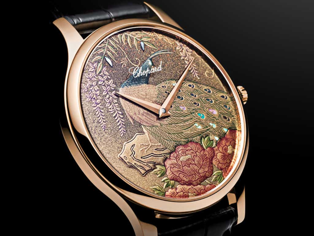 LUC XP Urushi,montre chopard