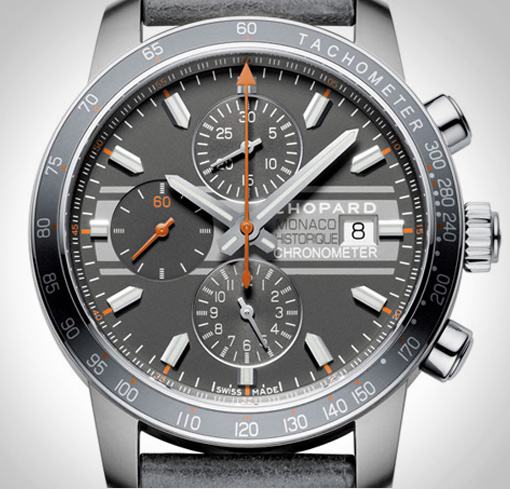 2012 edition, the official timepiece of the Grand Prix de Monaco Historique.