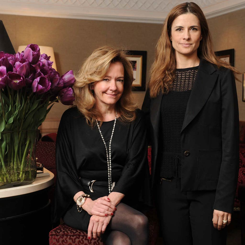 Caroline Scheufele and Livia Firth carve out a new path towards sustainable luxury