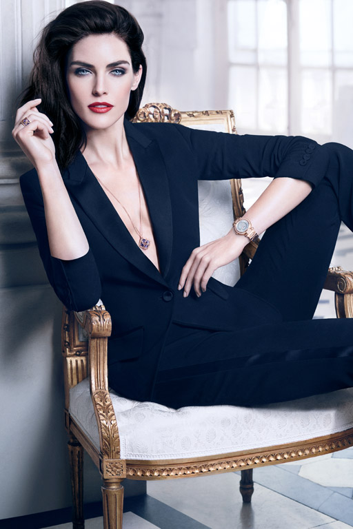 IMPERIALE,hilary rhoda,chopard IMPERIALE