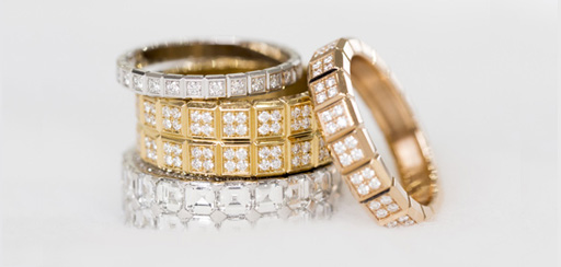 chopard ice cube,chopard rings