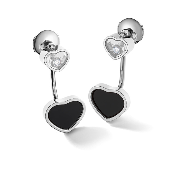 Different view of the Happy Hearts Earjackets 2