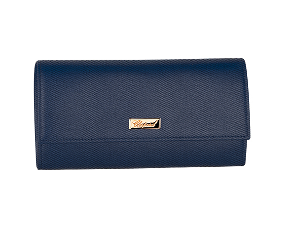 image of a chopard bag blue