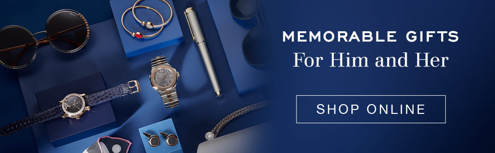 Shop online for memorable gifts for him and her.