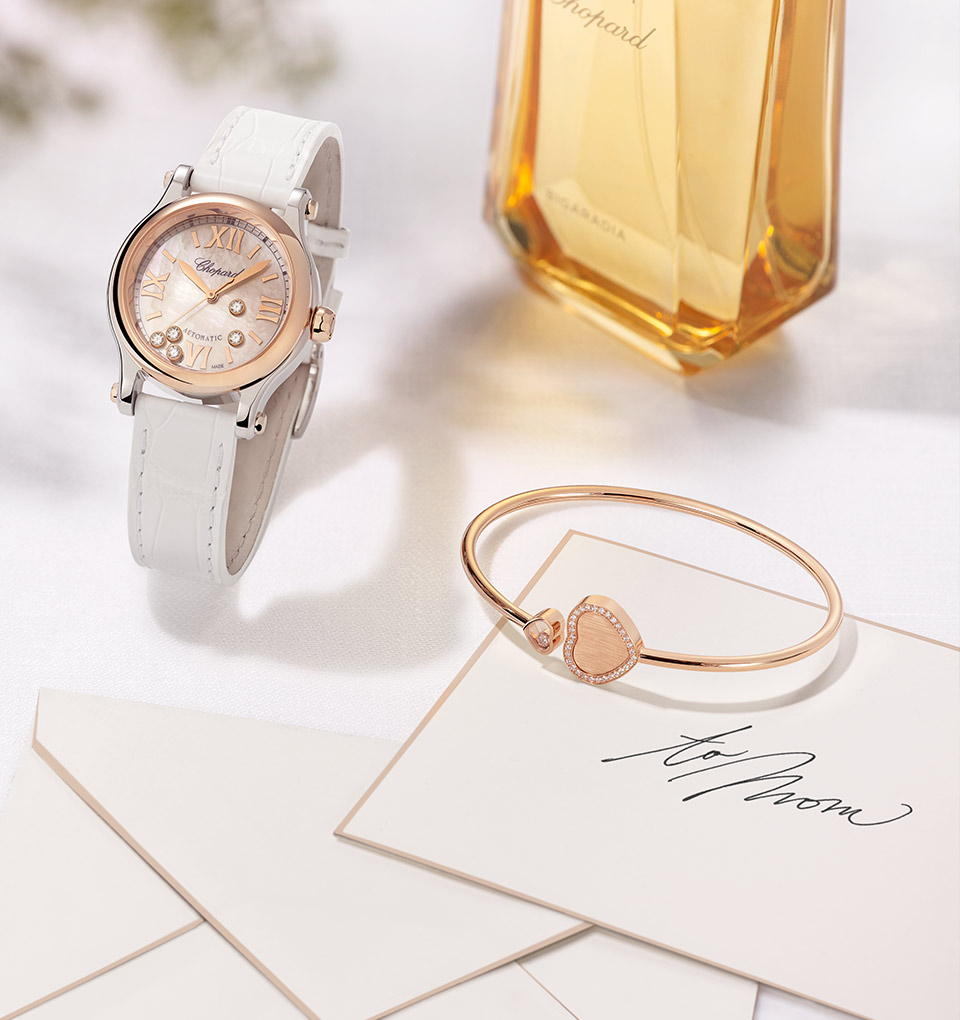 Luxury gifts for mom