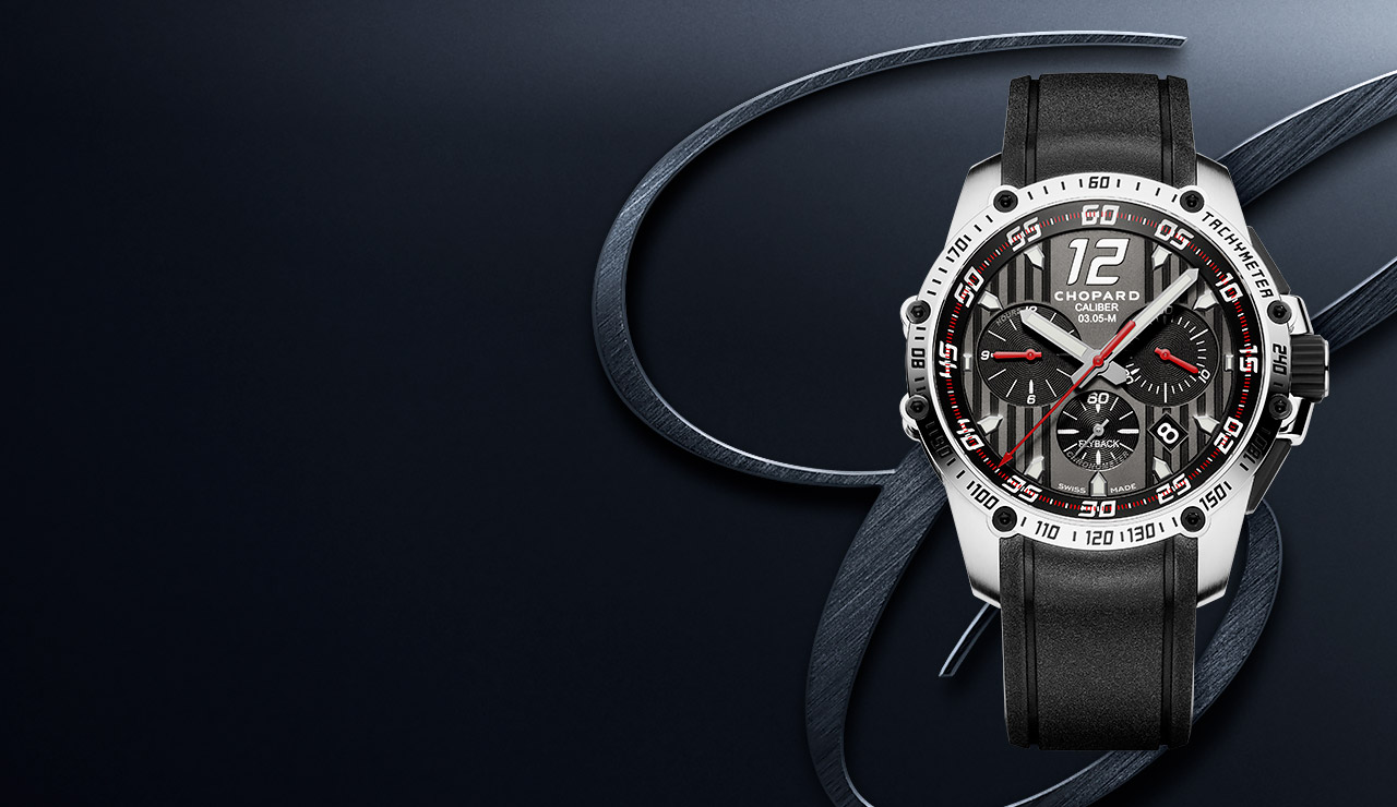 Classic Racing Superfast Watches