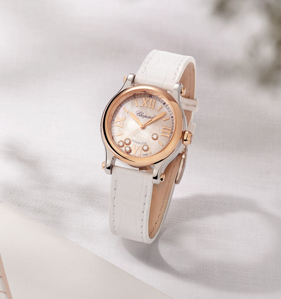 Diamond watches for mum