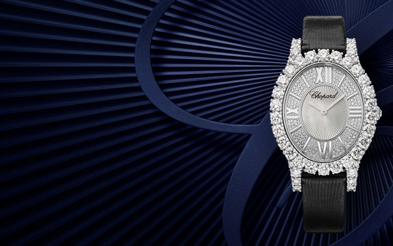 Quartz Watches L'Heure du Diamant