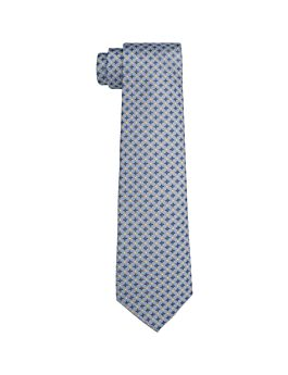 HAPPY FLOWERS  JACQUARD TIE