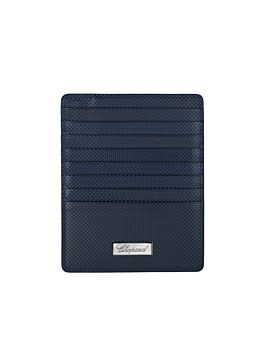 IL CLASSICO CARD HOLDER WITH ZIPPED POCKET
