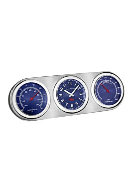 CLASSIC RACING DASHBOARD TABLE CLOCK