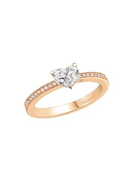 CHOPARD FOR EVER RING PAVÉ