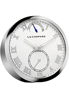 L.U.C QUATTRO MECHANICAL TABLE CLOCK