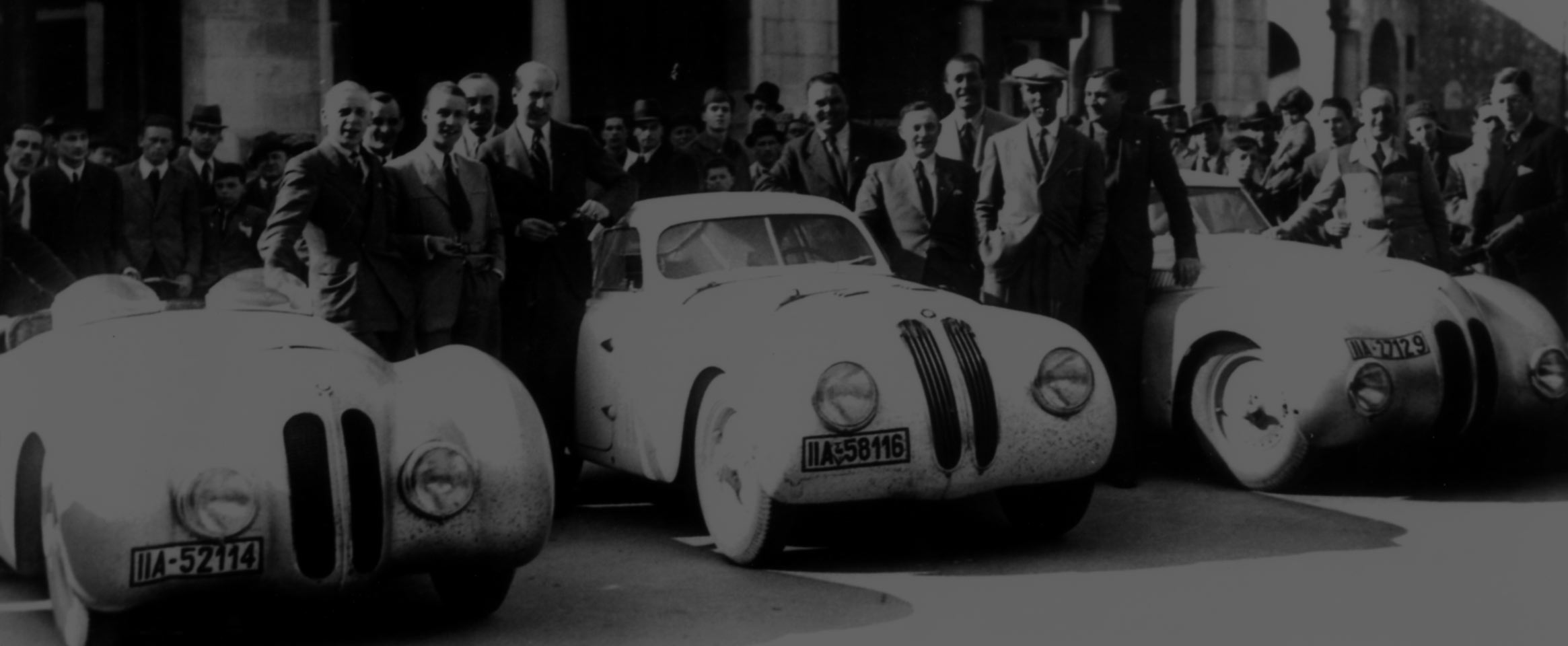 The history of a legendary race - 90 years of the Mille Miglia