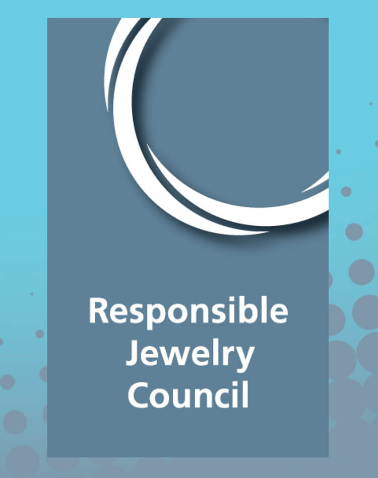 Logo of the responsible jewelry council