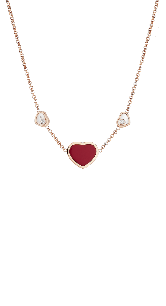 COLLANA HAPPY HEARTS 81a082-5801