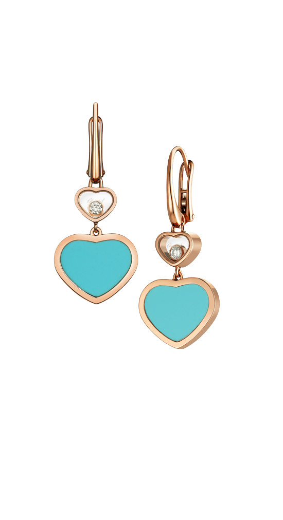 BOUCLES D'OREILLES HAPPY HEARTS 837482-5410