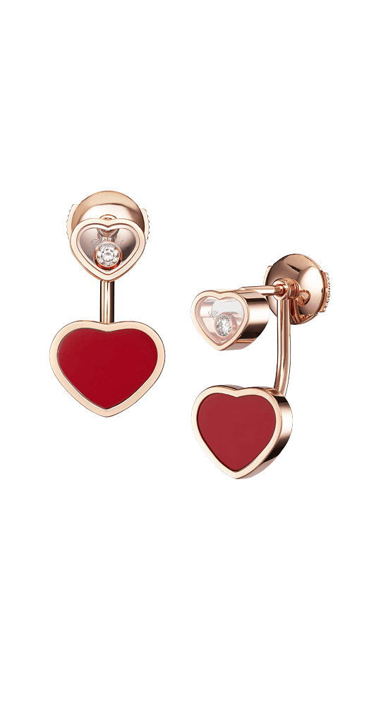 BOUCLES D'OREILLES HAPPY HEARTS 83a082-5801