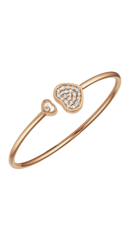 HAPPY HEARTS BANGLE @857482-5900