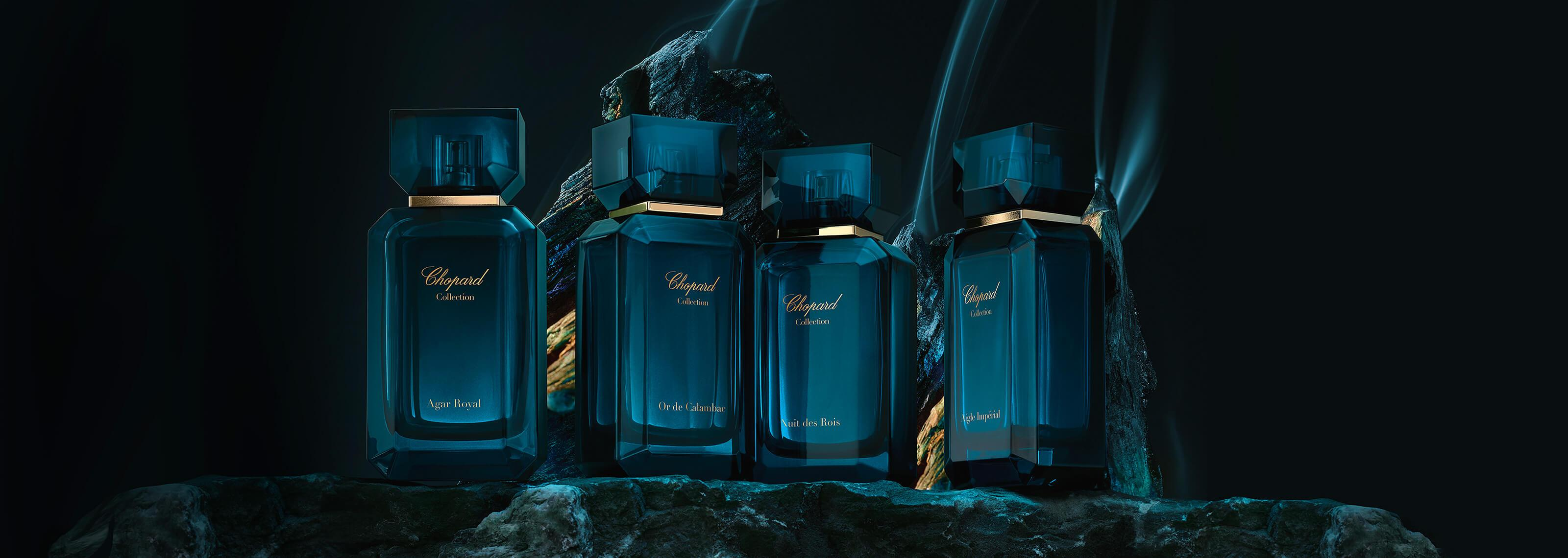 NEW HAUTE PARFUMERIE COLLECTION</br>GARDENS OF THE KINGS