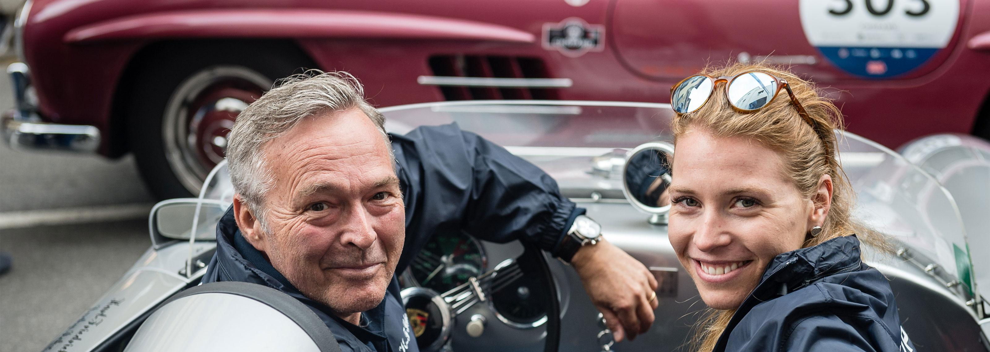 Chopard at the Mille Miglia 2019
