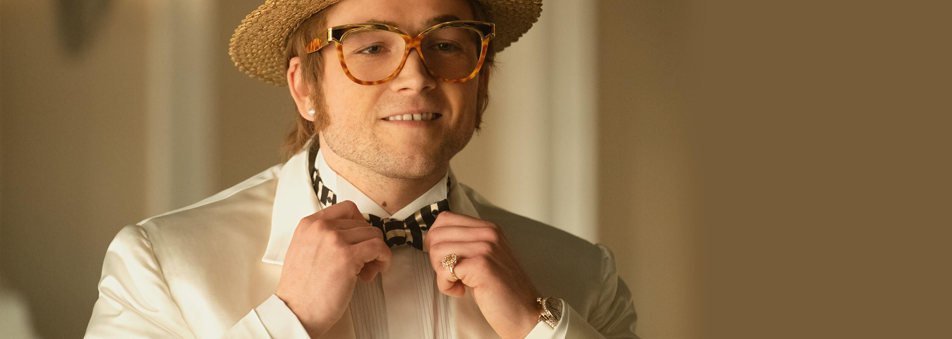 Chopard creations featured in Film Rocketman