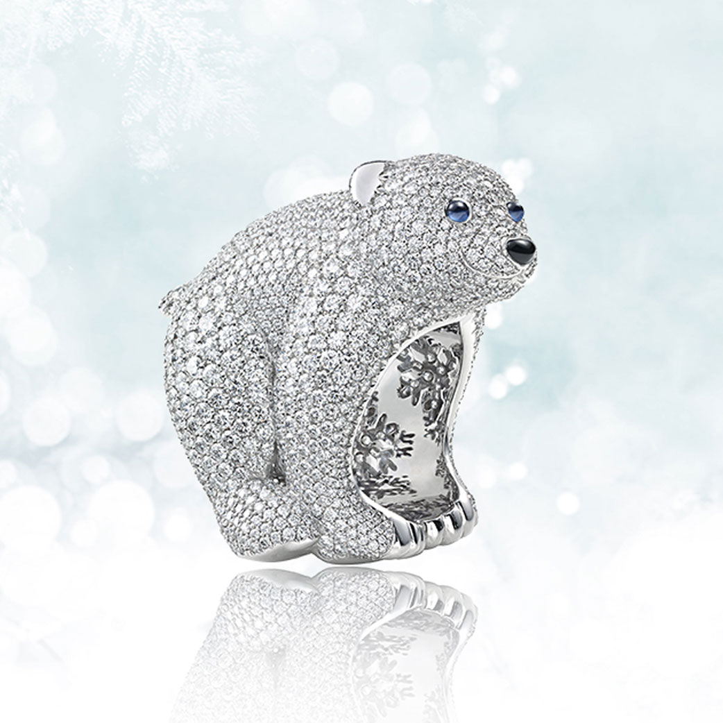 <b>Collection Animal World</b> - L'incroyable bestiaire de Chopard