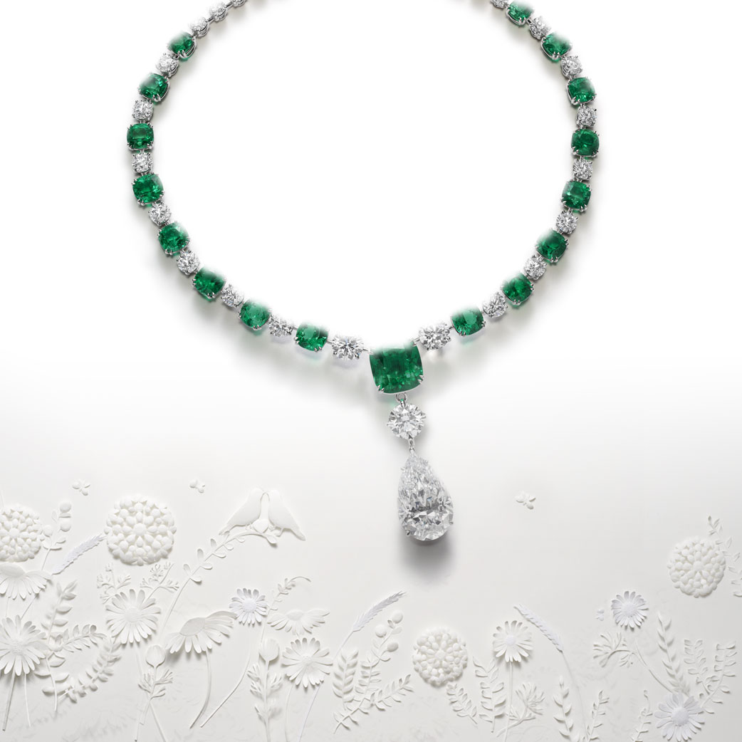 <b>Chopard <br>High Jewelry Manufacturer </b>