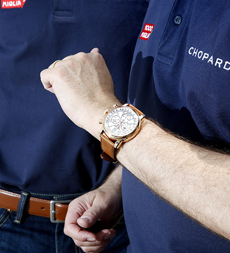 Chopard celebrates the Mille Miglia collection