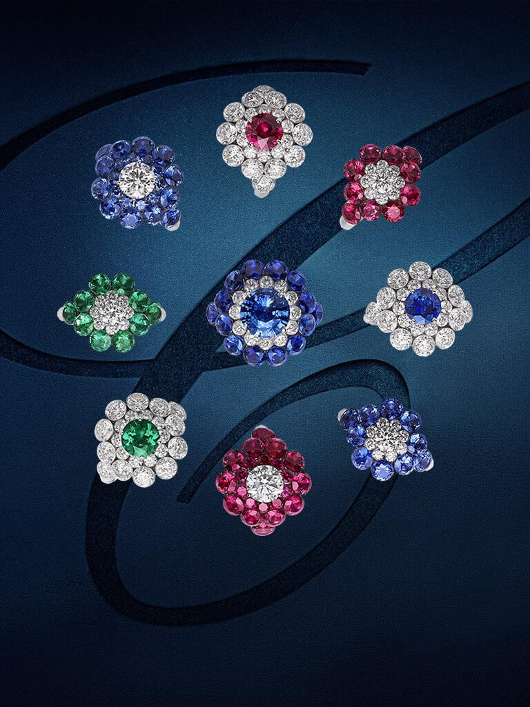 Magical Setting High Jewellery