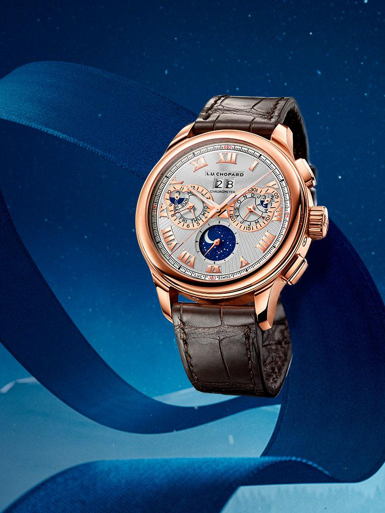 L.U.C Perpetual Chrono Timepiece of distinction
