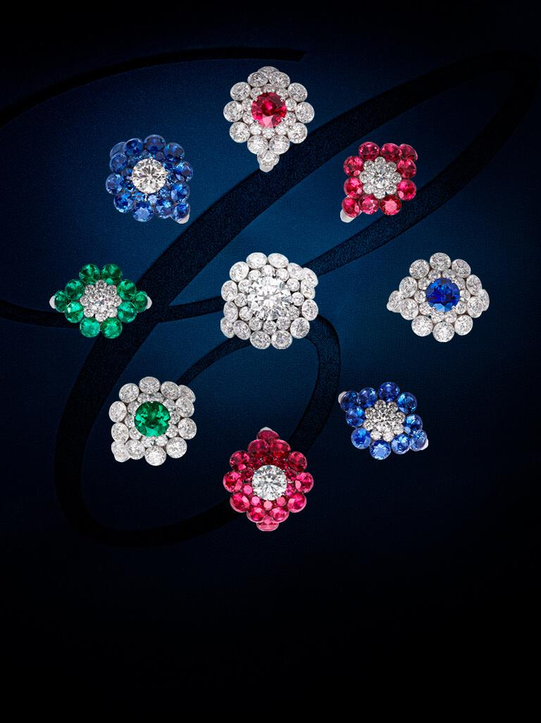 Magical Setting High Jewelry