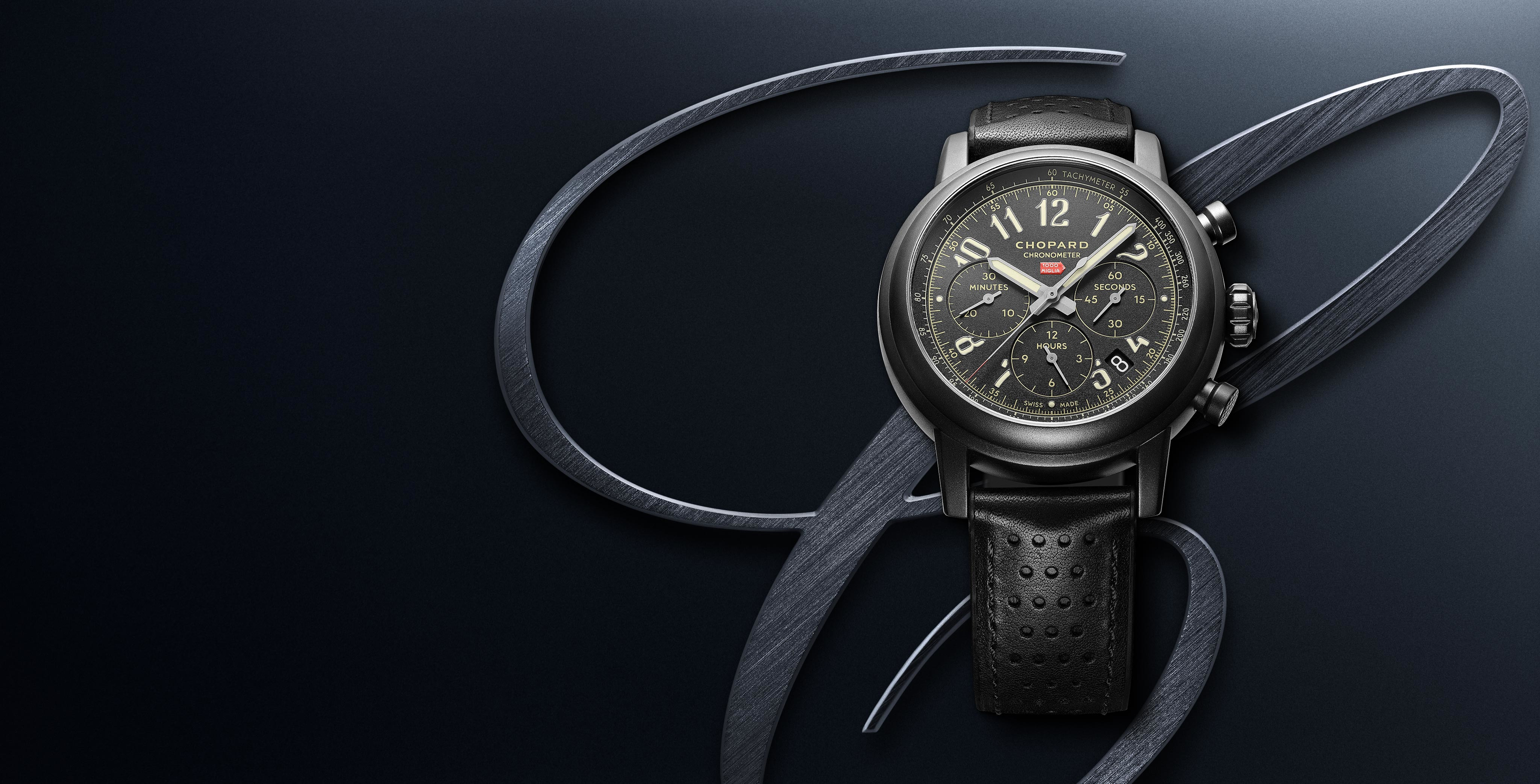 the new mille miglia watch race edition of chopard