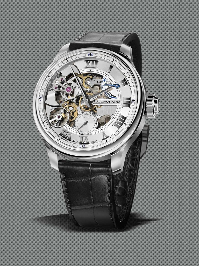 L.U.C Full Strike Timepiece, a crystal-clear minute-repeater